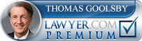 Thomas C. Goolsby  Lawyer Badge