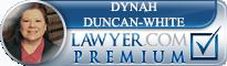Dynah Naomi Juliette Duncan-White  Lawyer Badge