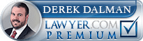 Derek William Dalman  Lawyer Badge