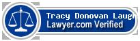 Tracy A Donovan Laughlin  Lawyer Badge