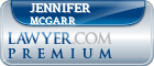 Jennifer Lisa Mcgarr  Lawyer Badge