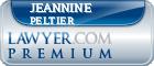 Jeannine Jordan Haedicke Peltier  Lawyer Badge