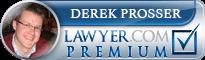 Derek Prosser  Lawyer Badge