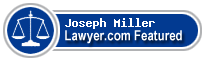 Joseph C. Miller  Lawyer Badge