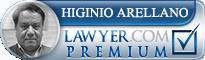 Higinio Arellano  Lawyer Badge
