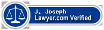 J. Logan Joseph  Lawyer Badge
