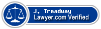 J. Keith Treadway  Lawyer Badge