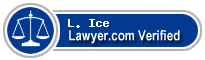 L. Patricia Ice  Lawyer Badge
