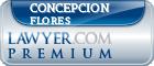 Concepcion J. Flores  Lawyer Badge