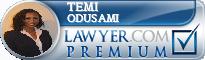 Temi Odusami  Lawyer Badge