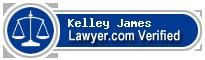 Kelley Margolis James  Lawyer Badge