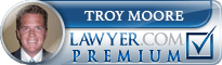 Troy M Moore  Lawyer Badge