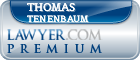 Thomas Tenenbaum  Lawyer Badge
