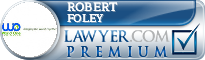 Robert Matthew Foley  Lawyer Badge