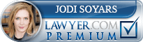 Jodi Soyars  Lawyer Badge