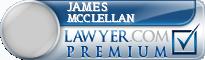 James Michael Mcclellan  Lawyer Badge