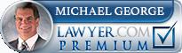 Michael J. George  Lawyer Badge