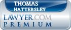 Thomas Hattersley  Lawyer Badge
