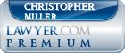 Christopher G. Miller  Lawyer Badge