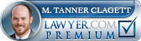 Michael Tanner Clagett  Lawyer Badge