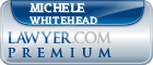 Michele Leah Whitehead  Lawyer Badge