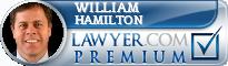 William Michael Hamilton  Lawyer Badge