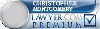 Christopher J. Montgomery  Lawyer Badge