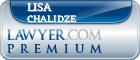 Lisa Chalidze  Lawyer Badge