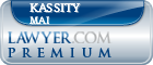 Kassity Liu Mai  Lawyer Badge