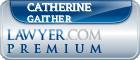 Catherine Elizabeth Gaither  Lawyer Badge