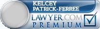 Kelcey Patrick-Ferree  Lawyer Badge