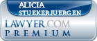 Alicia Marie Stuekerjuergen  Lawyer Badge