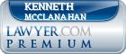 Kenneth Wayne McClanahan  Lawyer Badge