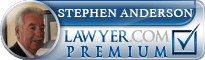 Stephen S Anderson  Lawyer Badge