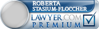 Roberta J. Stasium-Floccher  Lawyer Badge