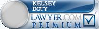 Kelsey Doty  Lawyer Badge