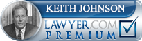 Keith D Johnson  Lawyer Badge