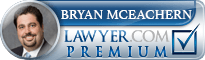 Bryan Evan McEachern  Lawyer Badge