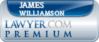 James Larry Williamson  Lawyer Badge