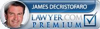 James J. DeCristofaro  Lawyer Badge
