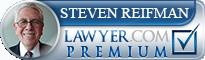 Steven W. Reifman  Lawyer Badge
