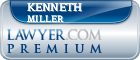 Kenneth C Miller  Lawyer Badge