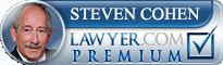 Steven A. Cohen  Lawyer Badge