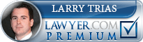 Laurence Trias  Lawyer Badge