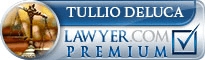 Tullio Deluca  Lawyer Badge