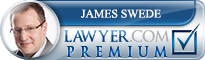 James Swede  Lawyer Badge