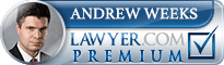 Andrew C Weeks  Lawyer Badge