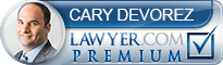 Cary Devorsetz  Lawyer Badge