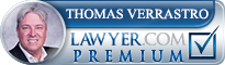 Thomas F. Verrastro  Lawyer Badge