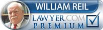 William C. Reil  Lawyer Badge
